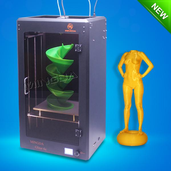 Mingda Glitar6c 3d Printer Machine Model Maker 3d Rapid