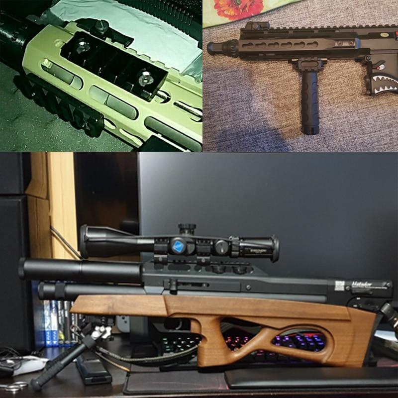 """2013-05-07 21 mm šautuvo aprėpties """"Picatinny"""" bėgio karinio - Medžioklė - Nuotrauka 6"""
