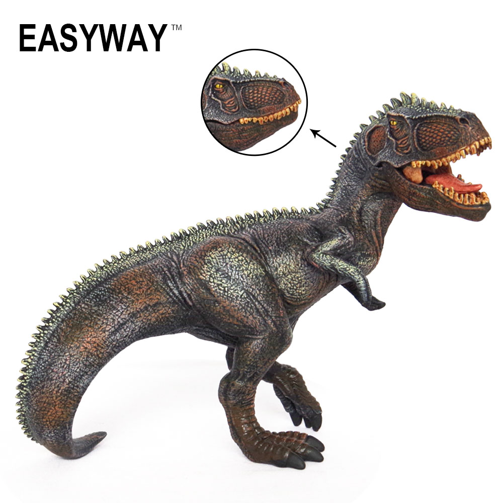 Mr Froger Giganotosaurus Model Toy Jurassic Dinosaur