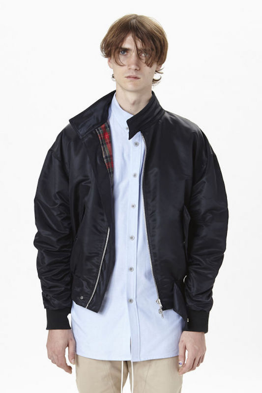 streetwear brand clothing coat drake satin track ma1 flight pilot ...