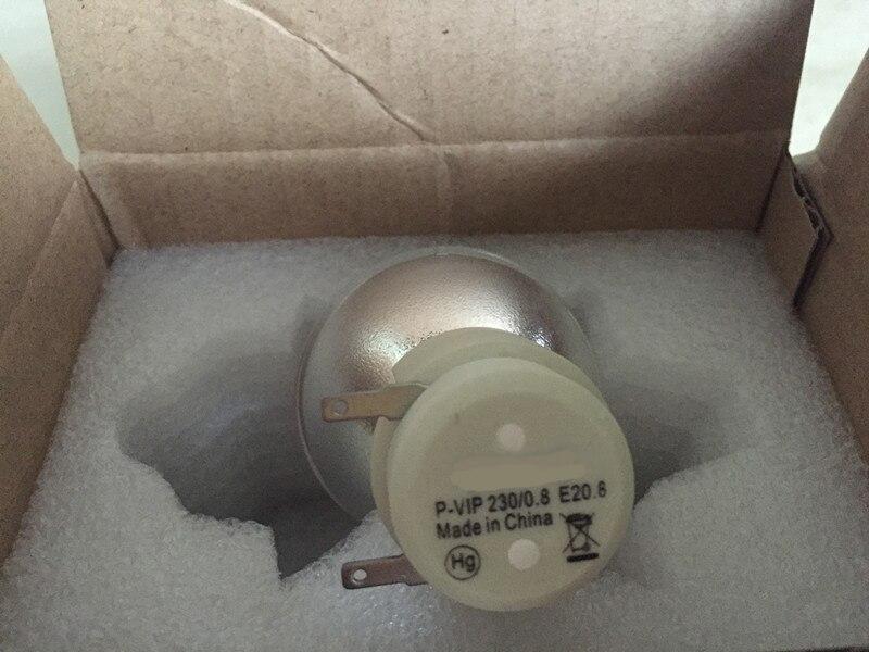 P-VIP 230W Original OEM Bare Lamp 5811116635-S  for Vivitek D791ST; D796WTPB; D7180HD; D795WT; D792STPB Projectors. xim lamps compatible 5811116635 su projector lamp bulb for vivitek d791st d792stpb d795wt d796wtpb p vip 230 0 8 e20 8