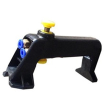 Tire Dismantling Machine Tire Changer Machine Accessories Vertical Shaft Handle Two-hole Valve Switch Handle Valve 150mm*35mm