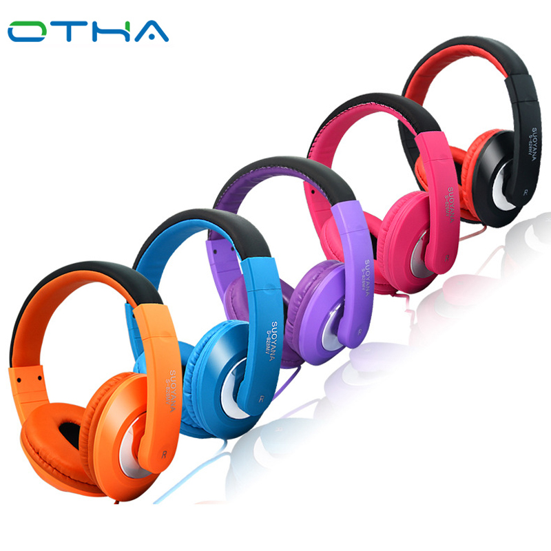 OTHA Stereo Bass Computer Gaming Headset Headphone With Microphone For Computer Gamer Earphone Blue pink purple orange black/red rock y10 stereo headphone microphone stereo bass wired earphone headset for computer game with mic