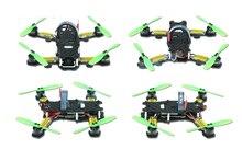Tarot TL130H1 RTF Mini balap Drone Alien 130 karbon quadcopter, Bingkai serat dengan kontroler bermotor ESC prop, FPV bagian