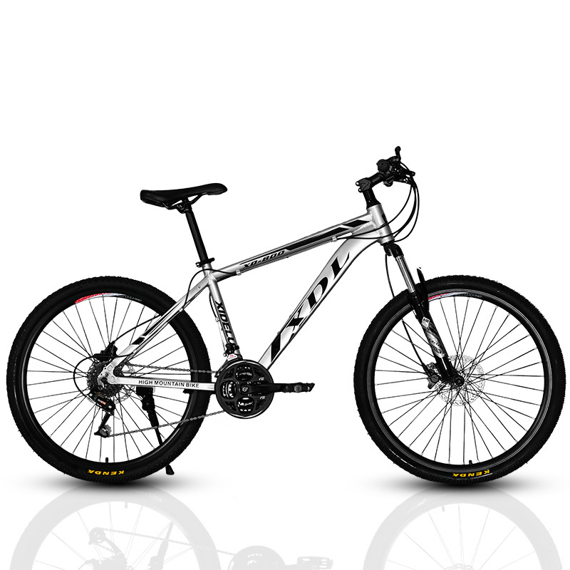 Aluminum Alloy Mountain Bike Bicycle Oil Disc Dual Disc Brakes 21/27/30 Speed Adult Men And Women Student Speed Bike