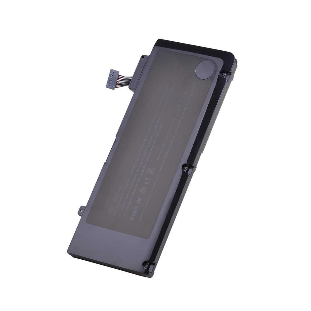"""A1322 A1278 batterie d'ordinateur portable pour Apple A1322 Apple MacBook Pro 13 """"2009 2010 2011 MB991LL/Un MB990LL/Un MB990J/Un MC700 MC724 MD313"""