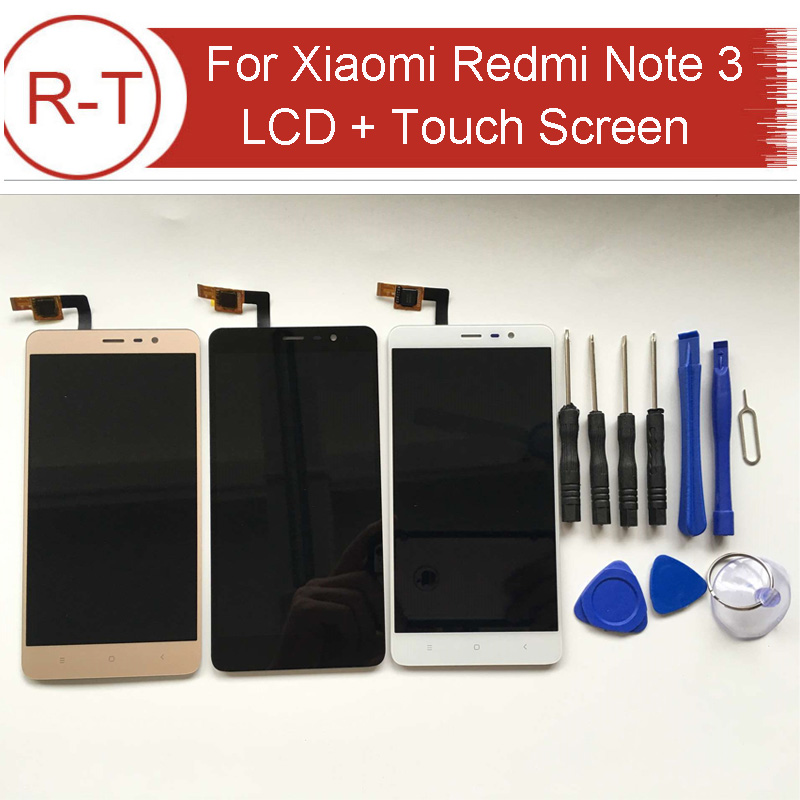 LCD font b Screen b font For Xiaomi Redmi Note 3 FHD 100 New 5 5inch
