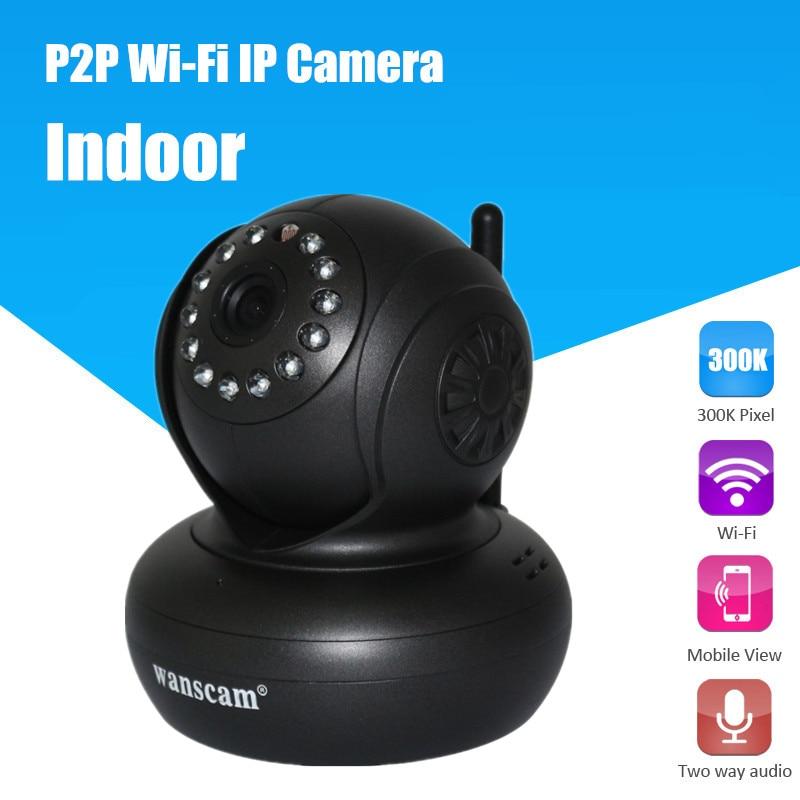 New Plug&Play Wireless WiFi WPA Network Webcam IP Internet ...