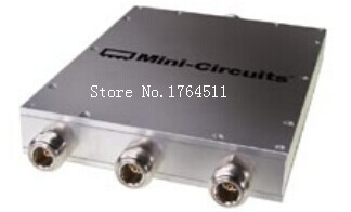 [BELLA] The New Mini-Circuits ZB3PD-63+ 155-6000MHz A Four Divider SMA/N
