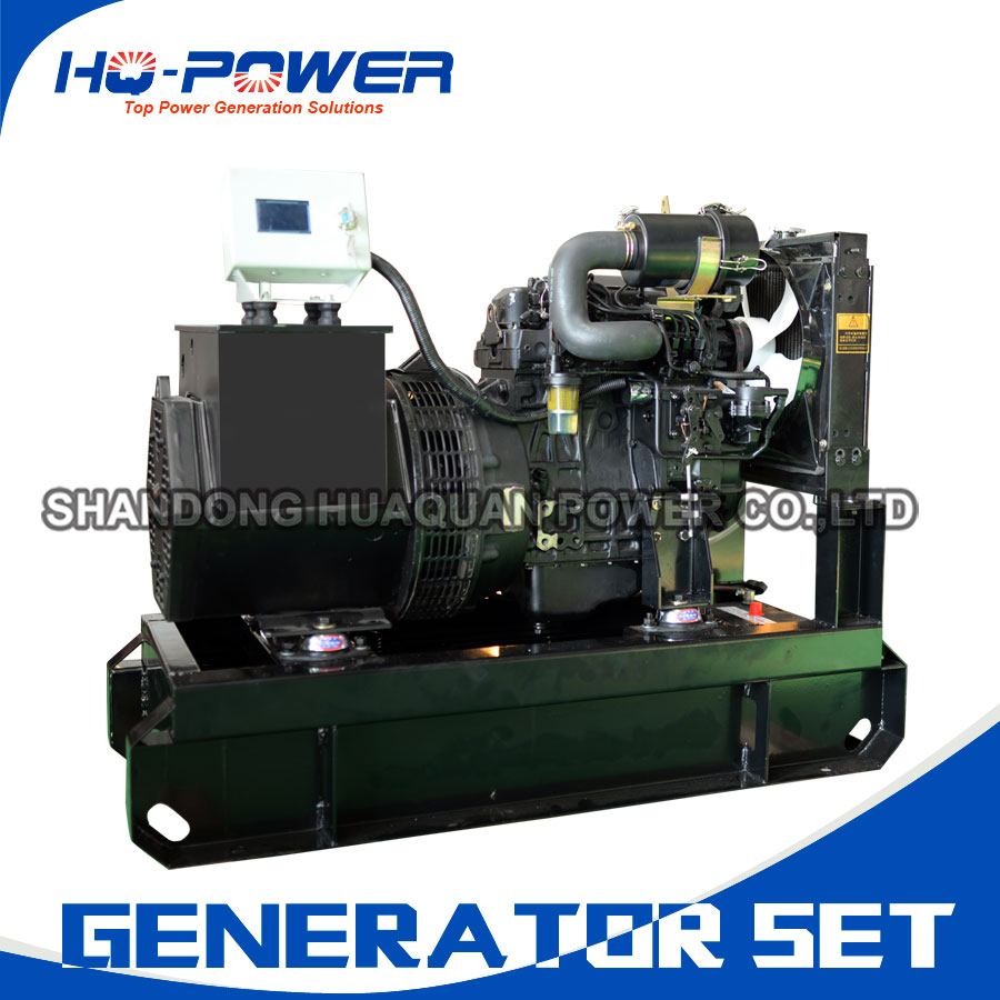 15kw brand motor open types power diesel generator