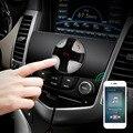 2016 Nueva FM29C Bluetooth Car Kit Reproductor de MP3 FM Transmisor Inalámbrico de Audio sd tf pantalla lcd cargador de coche para iphone 7 5 5s 6 6 S