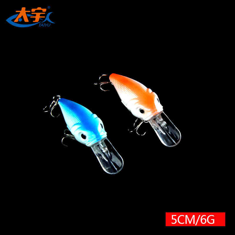 1PCS 5cm 6g Pesca Crankbait Hard Bait Tackle Artificial Lures Swimbait Fish Japan Wobbler Minnow Artifical Fishing Bait 1pc wobbler fishing lures sea trolling minnow artificial bait carp 9cm 9 1g peche crankbait pesca fishing tackle zb207