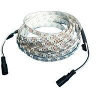 AA 4 M à prova d' água IP67 60led 5050 RGB SMD WS2811 WS2812B LEVOU Pixel Módulo full color tira luz bulit em Endereçável Sonho Cor