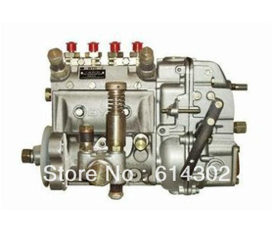 weifang Ricardo R4105 series diesel engine parts-fuel injection pump for weifang 40-100kw diesel generator weifang 495 k4100 r4105 r6105 diesel engine and diesel generator parts 12v 24v stop solenoid for sale