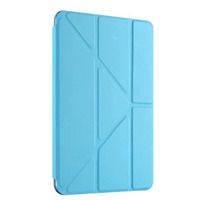 Hot Ultra Thin Stand Design TPU Soft Case For Ipad 4 3 2 Cover Colorful Flip
