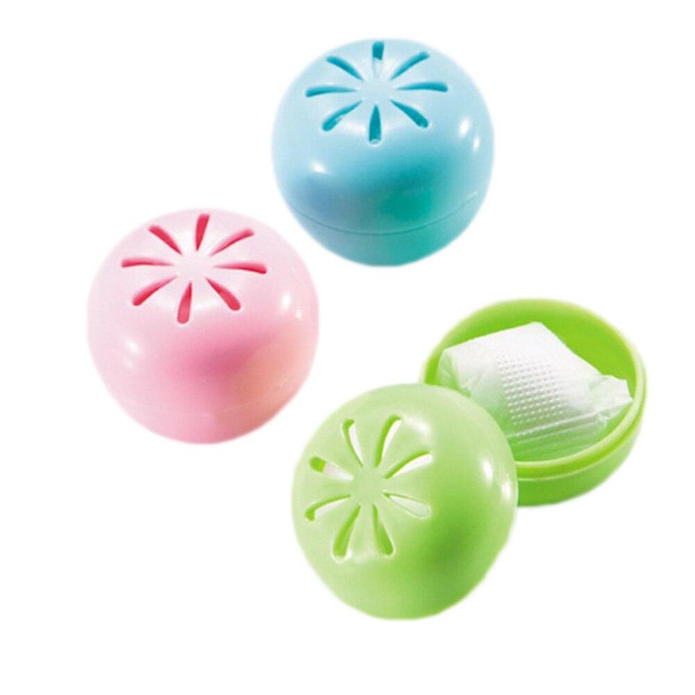 Новый 4 шт./лот форме яблока коробка для хранения камфоры мяч репелленты Шкафы ткань ящики камфоры ошибки нафталином для гардероба одежда ...