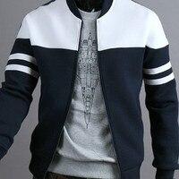 FeiTong куртка пальто Мужская мода осень мужская одежда спортивная одежда с застежкой