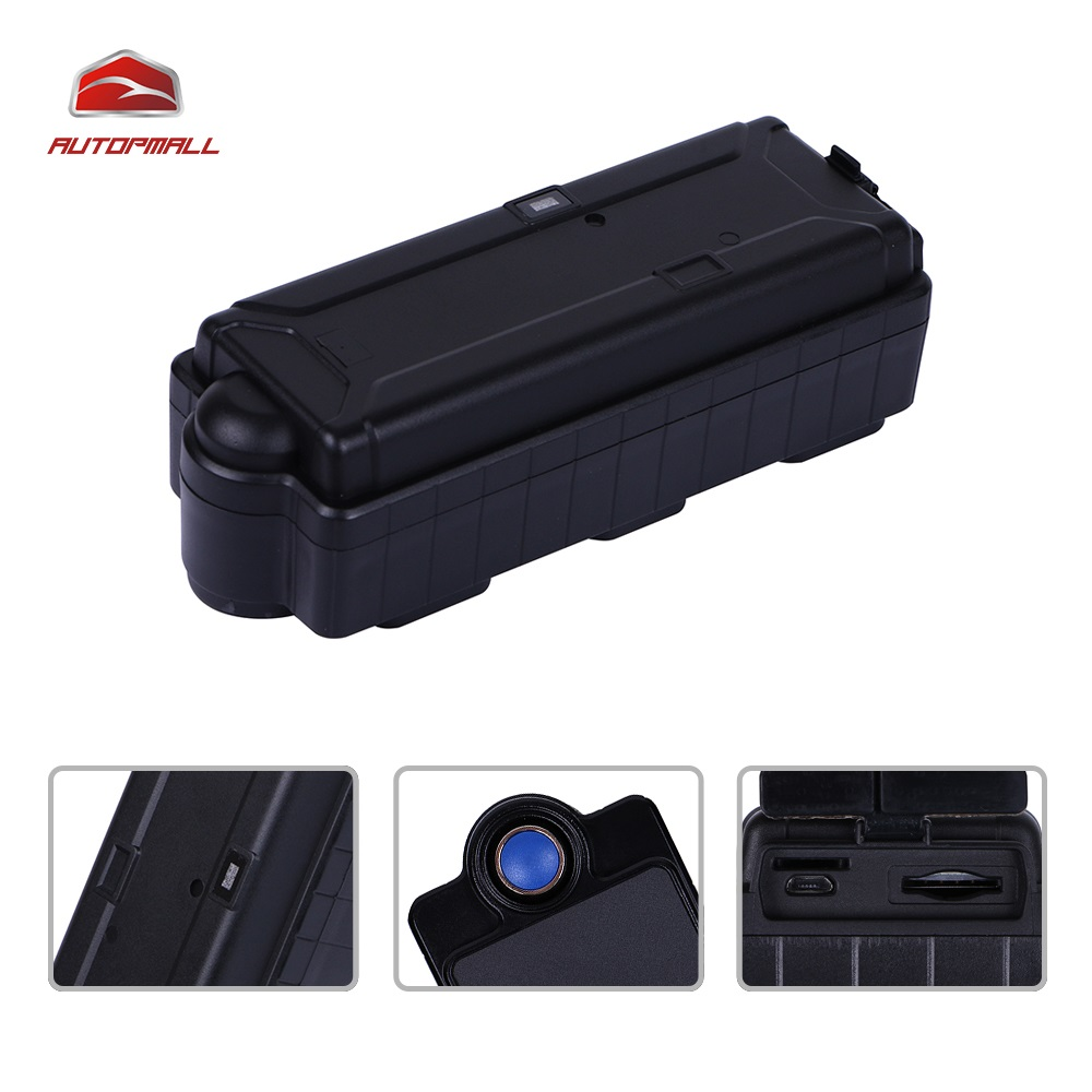 20000mAh Battery Car GPS Tracker Vehicle Free Web APP Tracking Device Magnet Waterproof IPX7 GSM GPRS Tracker Rastreador TK20SE vjoycar tk05sse 5000mah rechargeable removable battery solar gps tracker gsm gprs waterproof magnet locator free software app