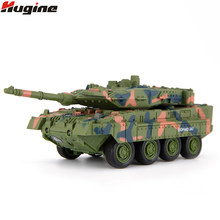 RC Tank Magical Prestige/8020A27 RC Tank Panther Tanker Car Electronic Remote Control Tank Car Military Model Toys(China)
