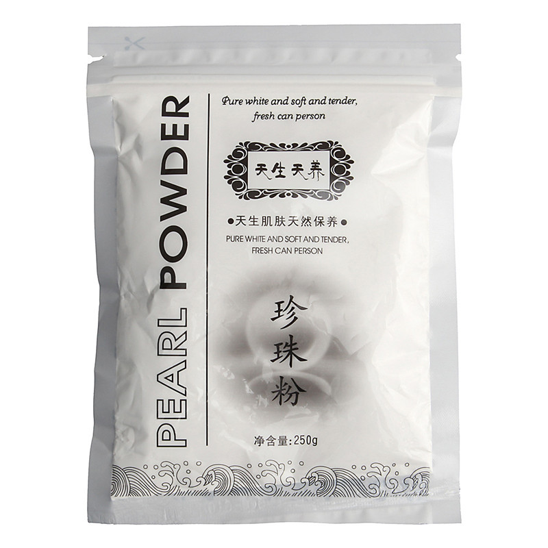250g Pure Seawater Pearl Powder Face Mask Powder Professional Whitening Beauty Skin Face Care Oil-control DIY Mask Face
