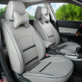 Personalizado tampa de assento para Lexus rx300 rx330 rx400h rx350 rx450h acessórios do carro assento cobre um conjunto de almofada do assento de carro de couro PU cobre