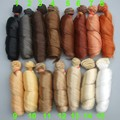 Factory wholesale 20PCS/LOT 15CM Thick Handmade 1/3 1/4 BJD SD Curly Wigs for Doll hair