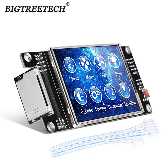 BIGTREETECH TFT28 מגע מסך בקר תצוגת RepRap MKS 2.8 עבור SKR V1.3 SKR V1.4 מיני E3 3D מדפסת האם