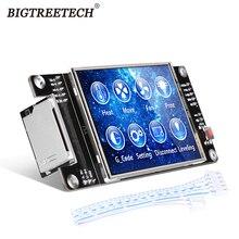 BIGTREETECH placa base para impresora 3D, controlador de pantalla táctil, RepRap MKS 2,8, para SKR V1.3 SKR V1.4 MINI E3