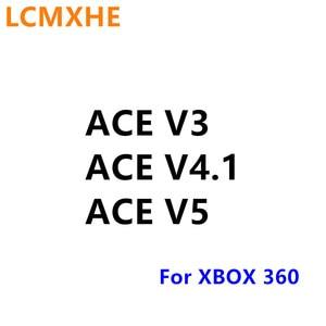 Image 2 - (10pc) X360エースV3 V4.1 V5実行黄赤Glitcherv3 v1 cr再vc