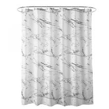 цена на Luxury Bath Curtain Mildew Proofing Polyester Fabric Bath Curtain For The Bathroom Decorations 1.8x1.8m Printed Shower Curtains