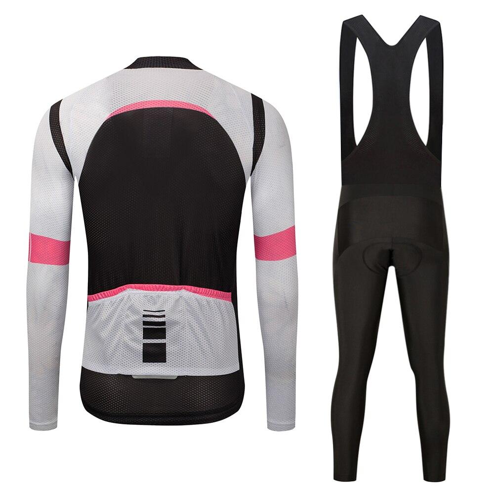 2018 Firty Snow Brand Cycling Suit Jerseys Newest Pro Fabric Wear Long Set Bike Clothing Pants MTB Bike Maillot Ropa Cycling Set
