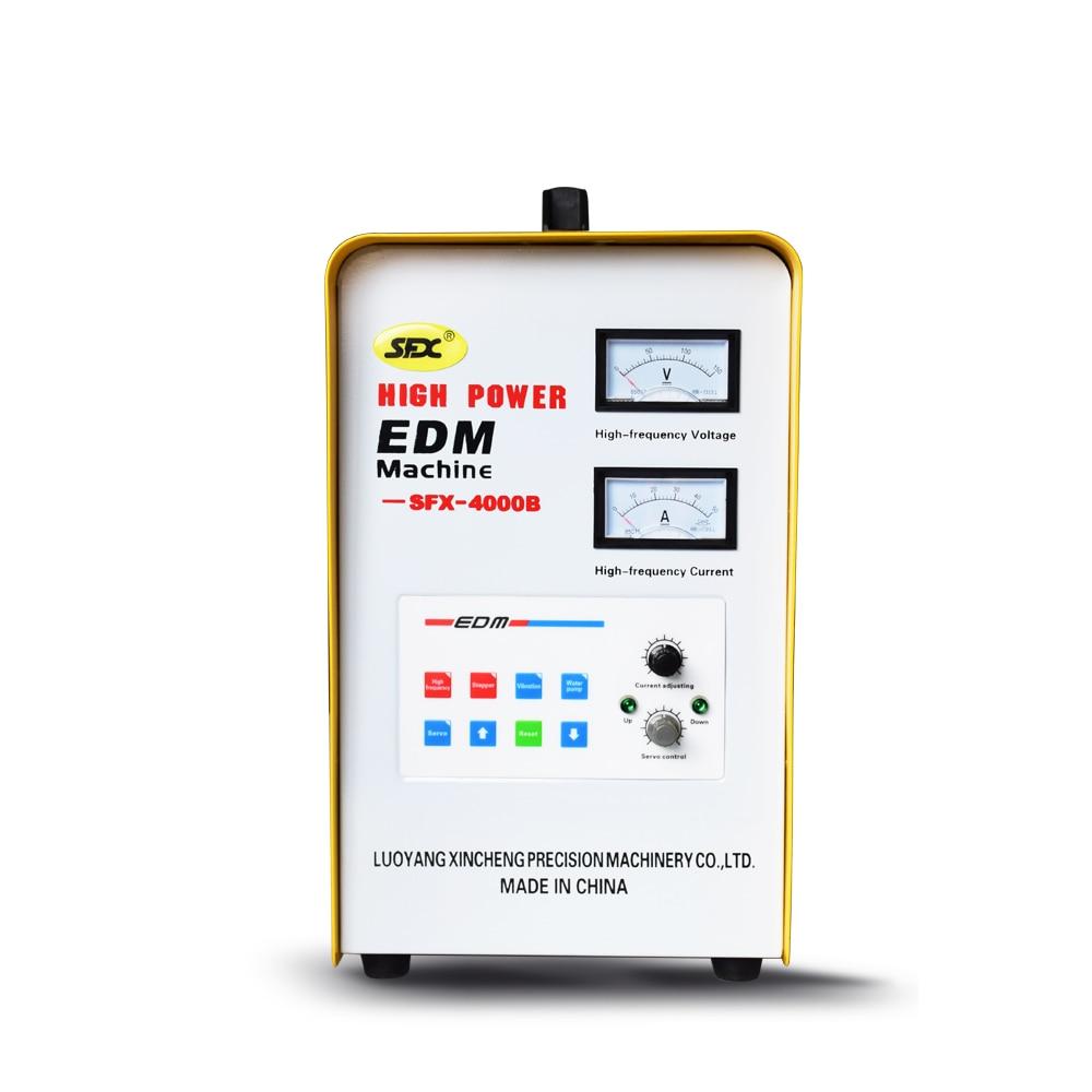 Factory direct sale SFX 4000B wire edm tap disintegrator or tap ...
