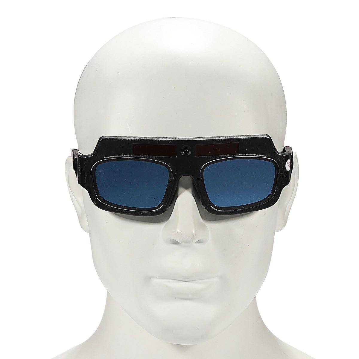 NEUE Safurance Solar-Auto Verdunkelung Schweißmaske Helm Augen Goggle Schweißen Gläser Arbeitsplatz Sicherheit Augenschutz