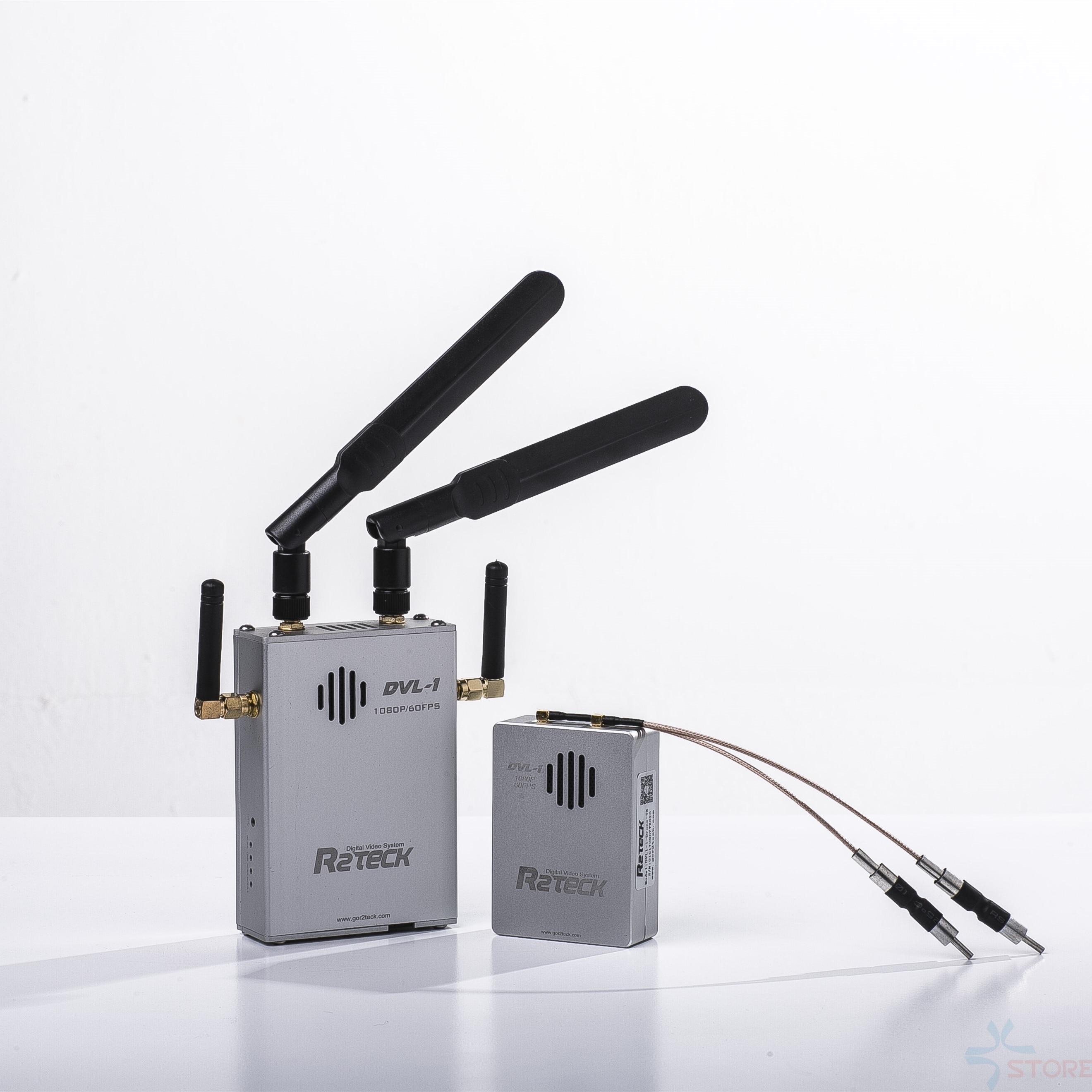 DVL1 5G HDMI sistema de transmisión de vídeo digital R2Teck sistema de enlace descendente de vídeo Digital