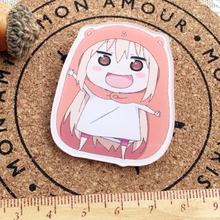 Japan Anime Clothes Brooch Badge Doma Umaru Breastpin Pin Coin