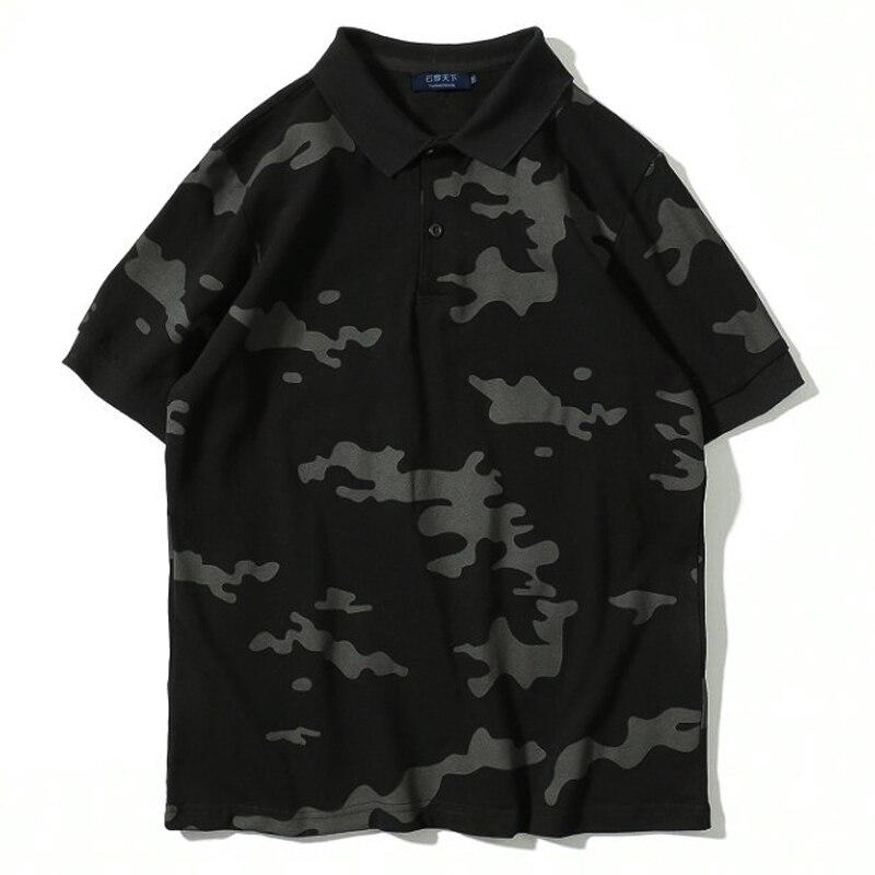 Man Plus Size Polo Shirts 9XL 8XL 7XL 6XL Polo Shirts Male Short Sleeve Polo Harajuku Green Camisa Hip Hop Male Oversize