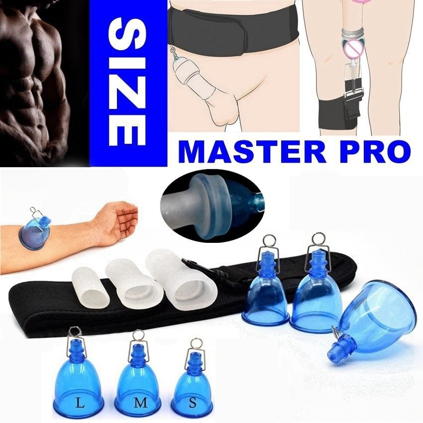 Vacuum ball Size Master Pro MAX Male Enlarger Stretcher Penis Extender sex toys for men penis extender pro extender proextenderVacuum ball Size Master Pro MAX Male Enlarger Stretcher Penis Extender sex toys for men penis extender pro extender proextender