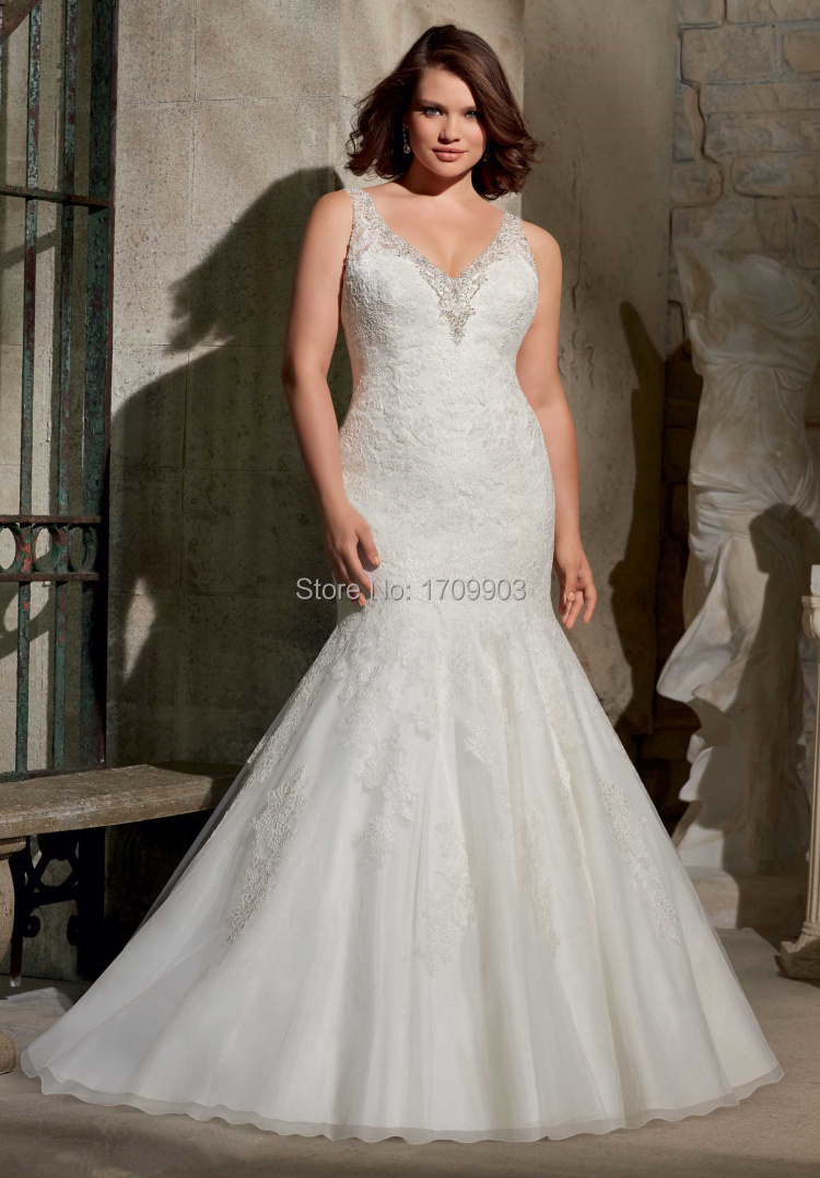 The New High End Elegant V Neck Y Package Hip Fishtail Wedding Dress Was Thin Yards Tailored In Dresses From Weddings Events On