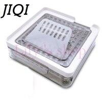 100 Holes Professional Manual Capsule Fillling Machine Powder Pharmaceutical Filler Plate Size 0 Zero DIY Herbal