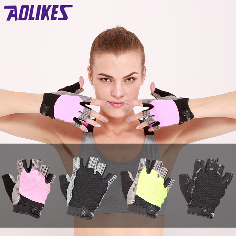 Gym Body Building Training Sports Fitness WeightLifting Gants Pour Hommes Et Femmes Custom Fitness Exercise Formation Gants De Gym