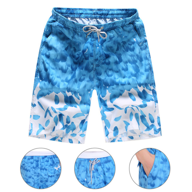 1fbf6dd273 Plus Size Swimwear Men Swim Shorts Swimming Trunks Bermuda Surf Beach Short  Sport homme Swimsuit zwembroek