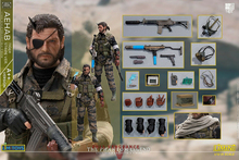 1/12 Scale  LIM TOYS Ismael Head Sculpt & Body Weapon Models Set LIMINI AEHAB Toys