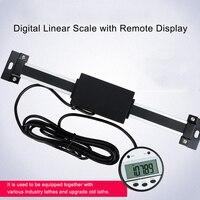 KKMOON 150mm 500mm 600mm 0.01 mm DRO Magnetic Remote Digital Readout digital linear scale External Display