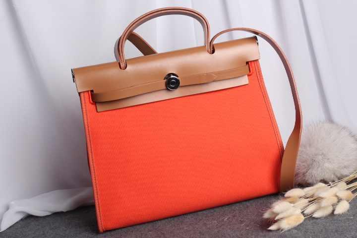 2019 Новая модная женская сумка из натуральной кожи и холста, модные роскошные дизайнерские сумки известного бренда, Высококачественная сумка на плечо