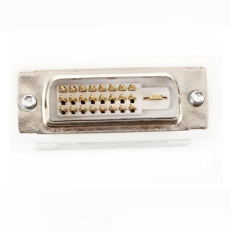Image 4 - DVI мужской адаптер (DVI D 24 1) к женскому VGA (15 pin)