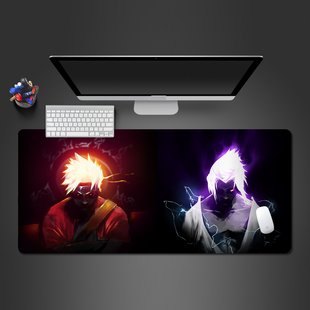 Mouse-Pad Computer-Keyboard Gamer Domineering-Naruto Pc Gaming Anime High-Quality Best