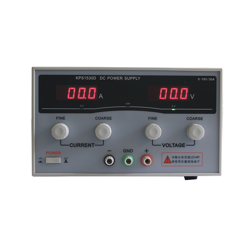 KPS1530D High precision Adjustable LED Dual Display Switching DC power supply 220V EU 15V/30A high quality wanptek kps1530d high precision adjustable display dc power supply 15v 30a high power switching power supply