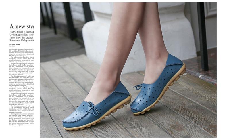 AH915 (27) Women's Loafers