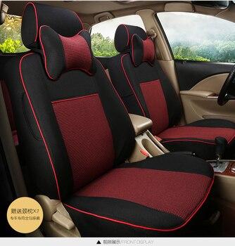 TO YOUR TASTE auto accessories custom linen car seat covers for BUICK Regal GL8 Royaum Lacrosse Park Avenue Excelle trendy cozy