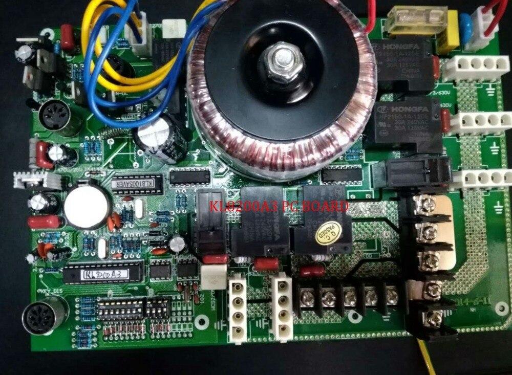 ETHINK spa PC circuit conseil avec transformateur KL8100 KL8200 replacment